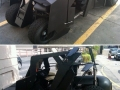 Bat Golf Cart